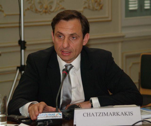 Χατζημαρκάκης: Απαράδεκτες οι ενέργειες για το διορισμό επιτρόπου στην Ελλάδα | tanea.gr