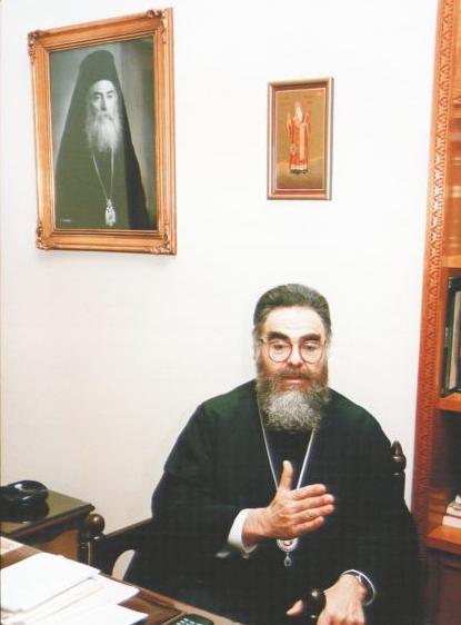 Στο νοσοκομείο ο πρώην Ζακύνθου Χρυσόστομος μετά από ελαφρύ εγκεφαλικό | tanea.gr
