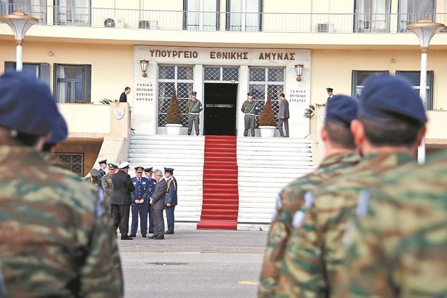Επιστρέφει ο ταξίαρχος που έδιωξε ο Καμμένος | tanea.gr