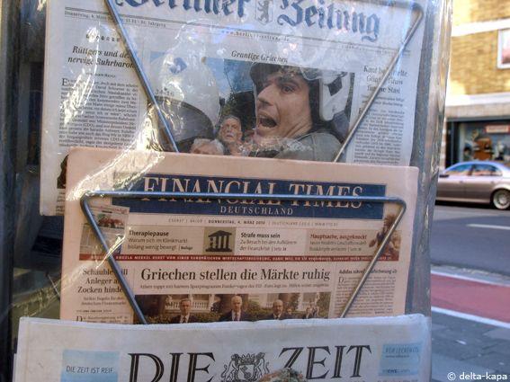 Αντιδράσεις προκαλεί άρθρο γερμανικής εφημερίδας για τις εκλογές   tanea.gr