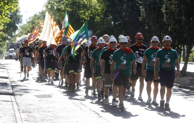 Η φάλαγγα έφτασε στη Μαδρίτη   tanea.gr