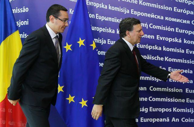 Η δίωξη του Μπασέσκου  ενόχλησε τις Βρυξέλλες | tanea.gr