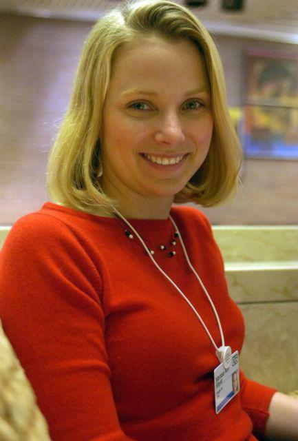 Η Μαρίσα Μέιερ κάνει λίφτινγκ στο γερασμένο Yahoo! | tanea.gr