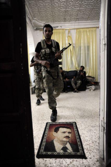 Η Αλ Κάιντα πολεμάει στο Χαλέπι   tanea.gr