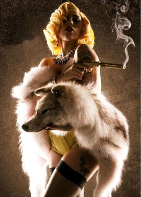 Η Lady Gaga  α λα Μέριλιν Μονρόε | tanea.gr