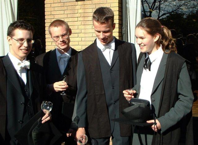 Φοιτητές με φούστα στην Οξφόρδη   tanea.gr