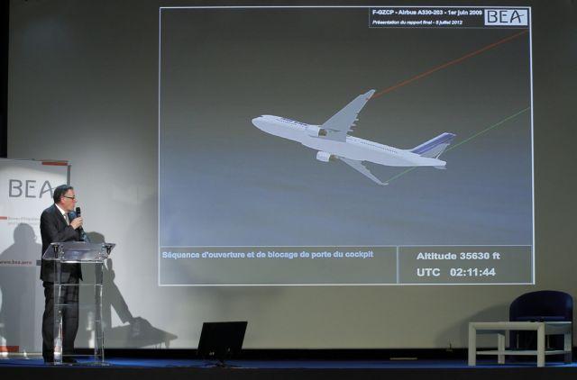 Σε βλάβη, αλλά και σε λάθος των πιλότων οφείλεται το δυστύχημα της Air France   tanea.gr