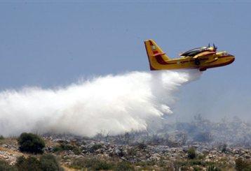 Υπό μερικό έλεγχο οι πυρκαγιές στο Πικέρμι και τη Ριτσώνα | tanea.gr