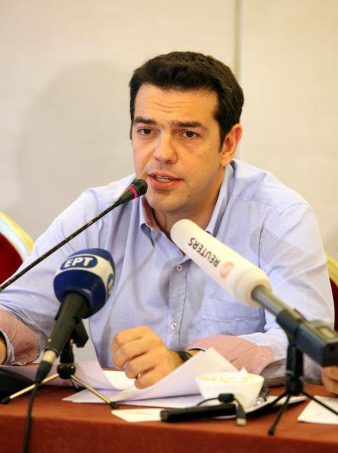 Τσίπρας: Από νέα αφετηρία συνεχίζουμε μαζί με το λαό | tanea.gr