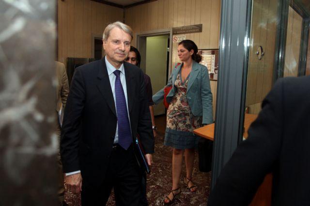 Ικανοποίηση Ράιχενμπαχ για την αποφασιστικότητα να προχωρήσουν οι μεταρρυθμίσεις | tanea.gr