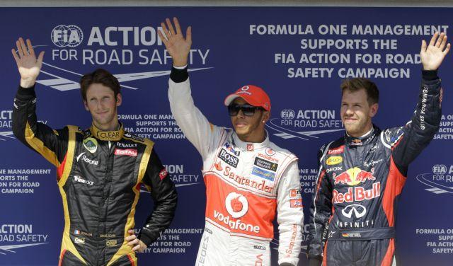 Ο Χάμιλτον πήρε την pole position στην Ουγγαρία | tanea.gr