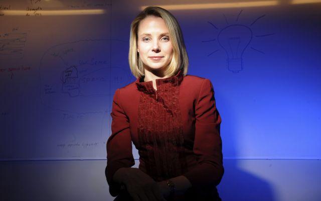 Μία γυναίκα στο τιμόνι της Yahoo με μεταγραφή από την Google   tanea.gr