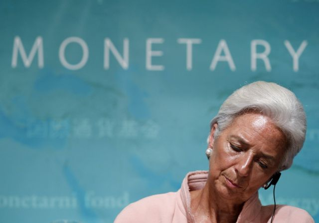 ΔΝΤ: Η Ιταλία παραμένει ευάλωτη σε μια μετάδοση της κρίσης   tanea.gr