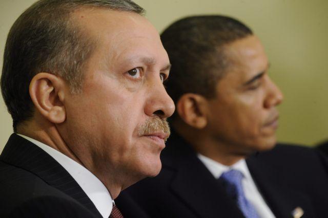 Τηλεφωνική επικοινωνία Ομπάμα-Ερντογάν για την κρίση στη Συρία | tanea.gr