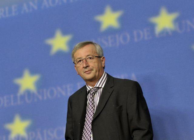 Γιούνκερ: Η Γερμανία μεταχειρίζεται την ευρωζώνη ως υποκατάστημά της   tanea.gr
