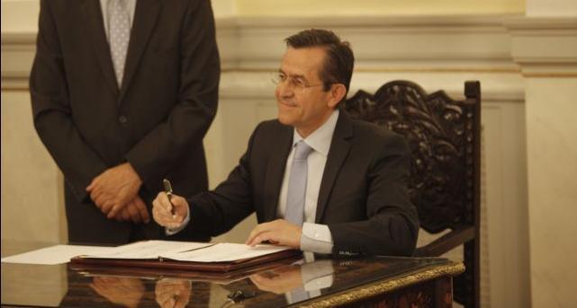 ΝΔ: Διέγραψαν τον βουλευτή Νικολόπουλο για σχόλιό του στο Twitter | tanea.gr
