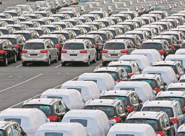 To lockdown βούλιαξε την αγορά αυτοκινήτου | tanea.gr