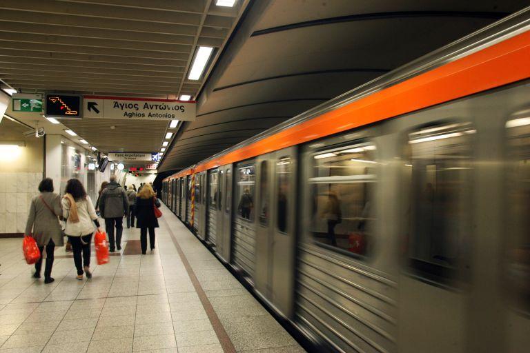 Κλειστός ο σταθμός του Μετρό «Άγιος Αντώνιος» το Σαββατοκύριακο | tanea.gr