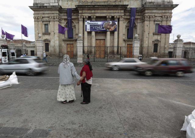 Σείστηκε η Γουατεμάλα από τα 6,2 Ρίχτερ | tanea.gr