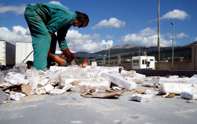 Θεσσαλονίκη: Κατέσχεσαν περισσότερα από 4.500 πακέτα λαθραίων τσιγάρων | tanea.gr