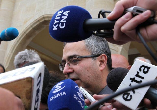 Πιέσεις για παραίτηση του διοικητή της Κεντρικής Τράπεζας Κύπρου   tanea.gr