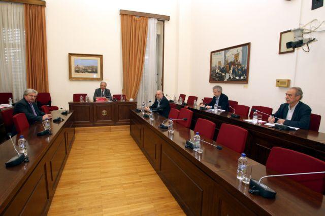 Παράταση μέχρι τις 25 Απριλίου πήραν οι εργασίες της Προανακριτικής | tanea.gr
