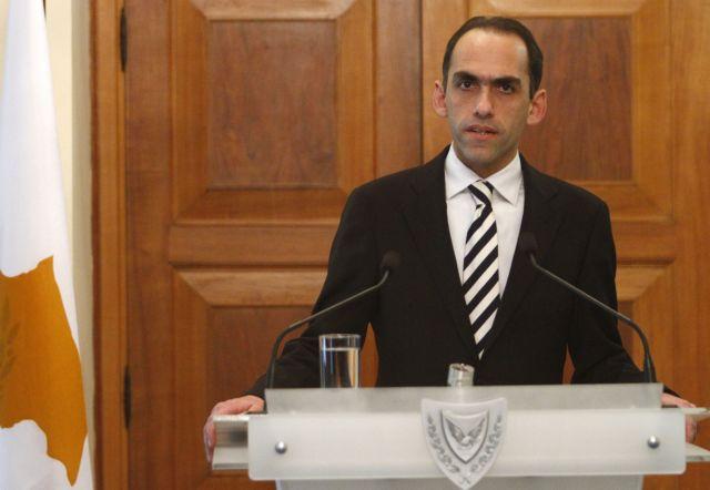 Χάρης Γεωργιάδης: «Η πώληση του κυπριακού χρυσού αποτελεί δέσμευση, όχι προτεραιότητα» | tanea.gr