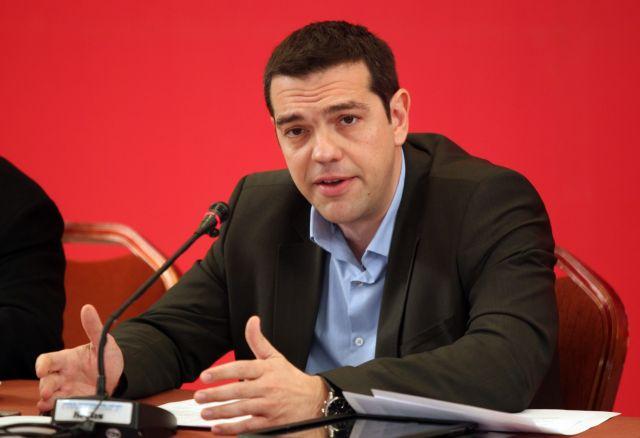 Παραίτηση της κυβέρνησης και εκλογές ζήτησε ο Τσίπρας | tanea.gr
