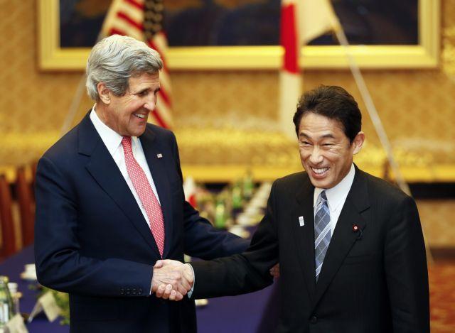 «Δεν μπορούμε να επιτρέψουμε πυρηνικά όπλα στη Β. Κορέα», δήλωσε ο ιάπωνας ΥΠ.ΕΞ | tanea.gr