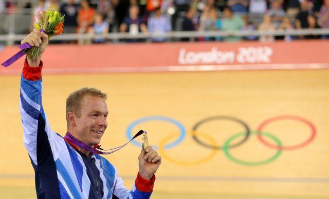 Ο Βρετανός Ολυμπιονίκης Κρις Χόι είπε «αντίο» στην ποδηλασία | tanea.gr