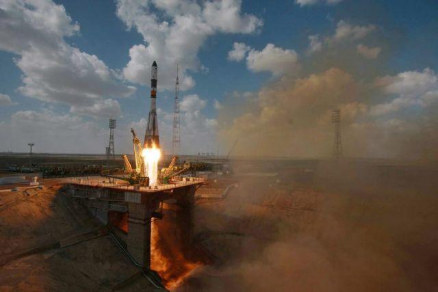 Προσδέθηκε επιτυχώς στον Διεθνή Διαστημικό Σταθμό ρωσικό διαστημικό σκάφος   tanea.gr