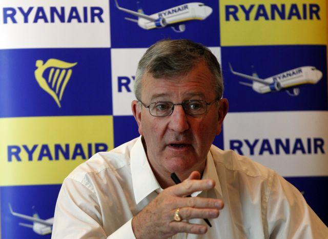 Τη μεταφορά 10 εκατ. τουριστών την επόμενη τριετία στην Ελλάδα υπόσχεται η Ryanair | tanea.gr