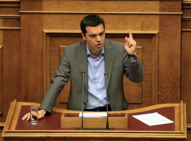 Τσίπρας στην ΑΔΕΔΥ: «Να βάλουμε τέλος στην κυβέρνηση της καταστροφής» | tanea.gr