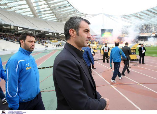Νίκη στο ματς με τον Ατρόμητο ζήτησε o Δέλλας από τους παίκτες της ΑΕΚ   tanea.gr