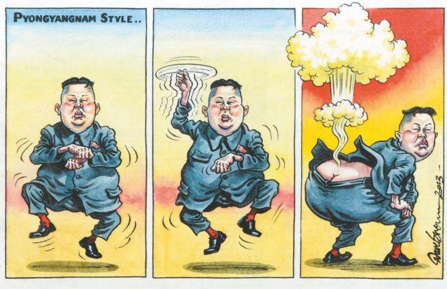 Κίνηση του Σι Τζινπίνγκ στην κορεατική σκακιέρα | tanea.gr