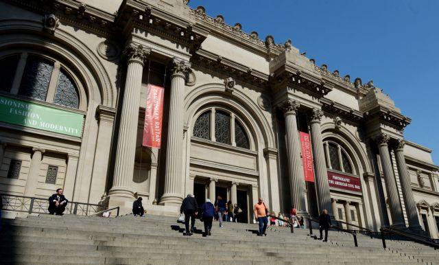 Δώρισε πίνακες ενός δισ. δολαρίων σε μουσείο της Νέας Υόρκης | tanea.gr