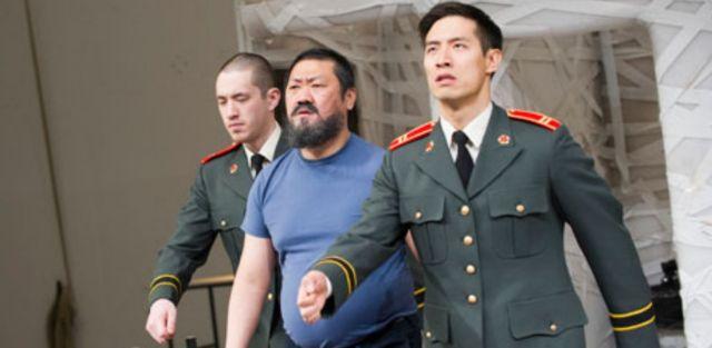 Θεατρική παράσταση έγινε η σύλληψη του Αϊ Βέι Βέι | tanea.gr