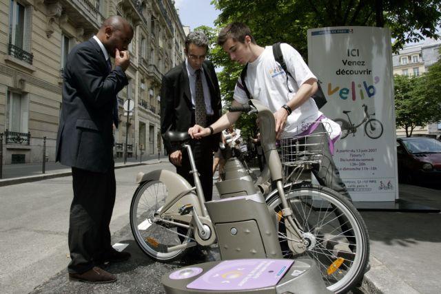 [Η ιστορία της ημέρας] Το ποδήλατο ως «εργαλείο» της τουριστικής βιομηχανίας | tanea.gr