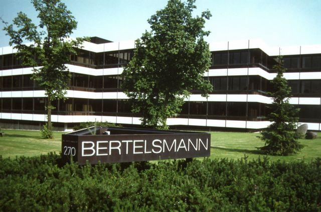 Νέα σελίδα στον γερμανικό κολοσσό Bertelsmann | tanea.gr