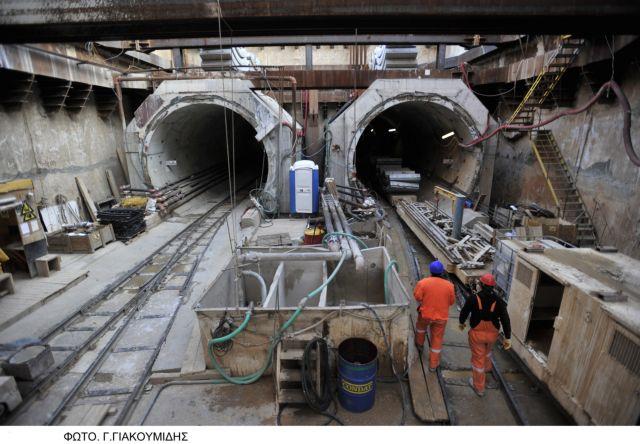 Ξεμπλοκάρει η κατασκευή του μετρό Θεσσαλονίκης | tanea.gr