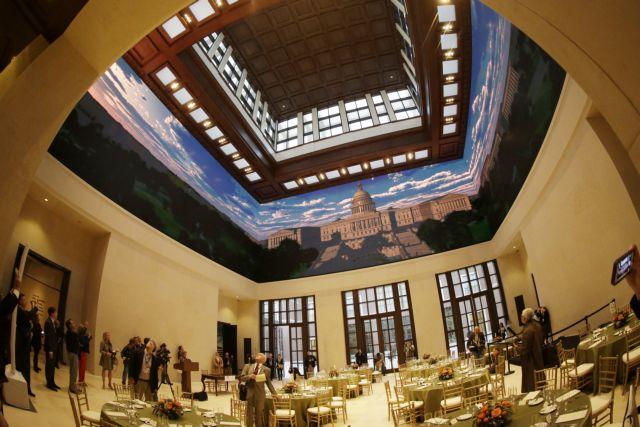 Στο Μουσείο Μπους... η Ιστορία ξαναγράφεται | tanea.gr