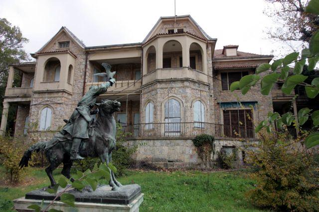 Το κτήμα του Τατοΐου στα ευρωπαϊκά μνημεία που βρίσκονται σε μεγαλο κίνδυνο   tanea.gr
