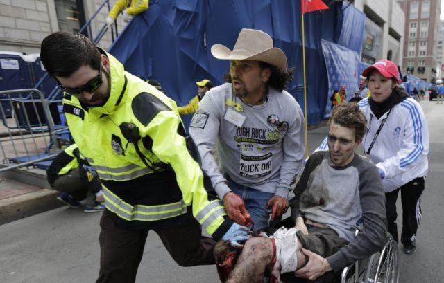 Ο Τζεφ Μπάουμαν που τραυματίστηκε σοβαρά είχε δει ποιος άφησε τη βόμβα δίπλα του | tanea.gr