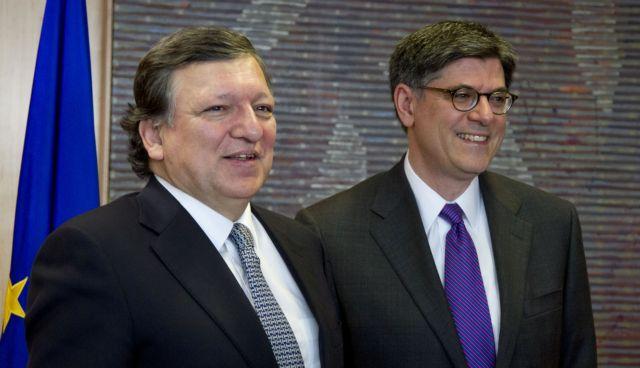 «Η υγεία της οικονομίας της Ευρώπης έχει μεγάλη σημασία για τις ΗΠΑ», δήλωσε ο αμερικανός υπουργός Οικονομικών | tanea.gr
