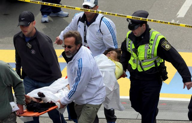 «Εως τώρα δεν υπάρχουν αναφορές για έλληνες τραυματίες» δήλωσε ο πρόξενος της Ελλάδας στη Βοστώνη | tanea.gr