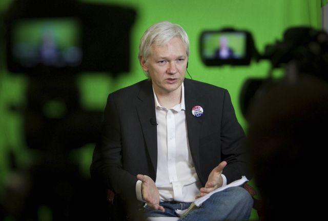 Υποψήφιος με το νέο κόμμα WikiLeaksParty στην Αυστραλία θα είναι ο Ασάνζ | tanea.gr