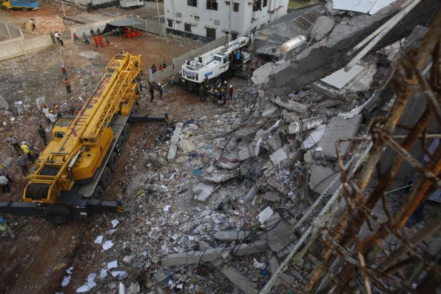 Γαλλία: Δύο νεκροί από κατάρρευση κτιρίου   tanea.gr