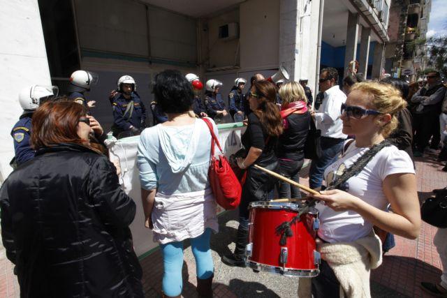 Πορεία των εργαζομένων στον ΟΚΑΝΑ | tanea.gr