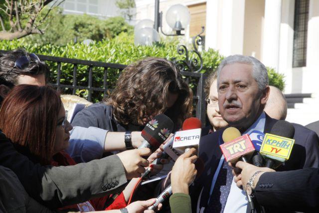 ΔΗΜΑΡ: «Ψηφοθηρεί τρομοκρατώντας τους δημόσιους υπαλλήλους ο ΣΥΡΙΖΑ»   tanea.gr