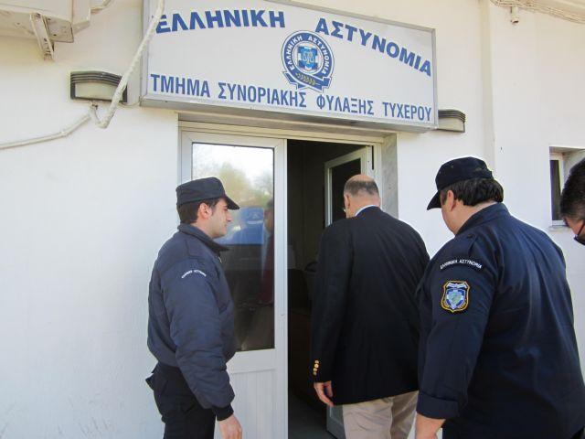 Τον Ιούνιο έτοιμο το κέντρο πρώτης υποδοχής μεταναστών στον Εβρο   tanea.gr